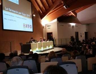 Un convegno di Federfarma a Milano
